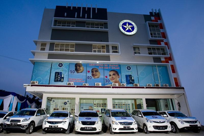 Bio Spray Surabaya Bio Nutric Jawa Timur Indonesia