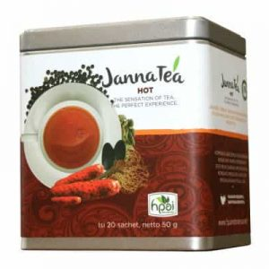 JANNATEA HOT herbal