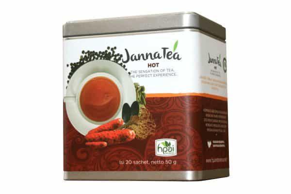 JANNATEA HOT herbal