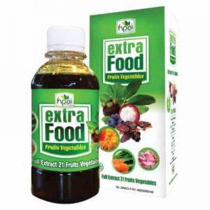 extrafood makanan herbal terbaik
