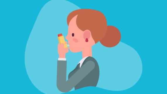 Apa Sih Asma itu? Dan Apa saja yang dapat menjadi Pemicu asma?